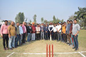 अविवि :क्रिकेटमैचमेंकुलसचिवब्रिगेडविजयी