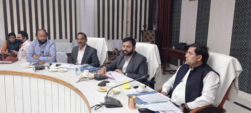 प्रधानमंत्री मत्स्य सम्पदा योजनान्तर्गत आरएएस के 9 आवेदन पत्रो का परीक्षण, एक आवेदक अपात्र
