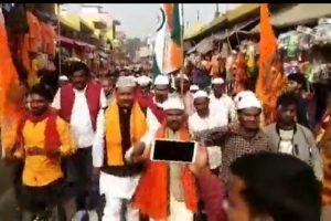 मुस्लिम समुदाय के लोगों ने न केवल अयोध्या में लगाए जय श्री राम के नारे, राममंदिर के लिए समर्पित की निधि, मांगी दुआ