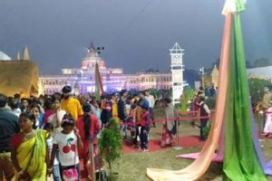 मनमोहक रहा पश्चिम बंगाल का  कूच बिहार  राष्ट्रीय संस्कृति महोत्सव