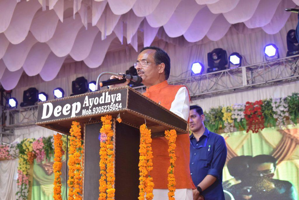 श्रीराम विश्वविद्यालय की स्थापना भी सरकार की कार्ययोजना में: डॉ दिनेश शर्मा