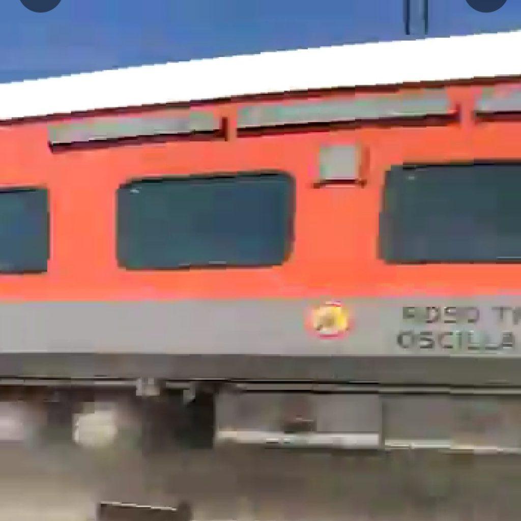 भारतीय रेल ने पहले एसी थ्री टियर इकॉनमी क्लास कोच की शुरुआत की