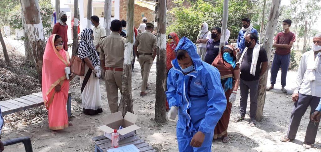 भारत : आरटीपीसीआर जांचों की संवेदनशीलता और विशिष्टता पहले की ही तरह